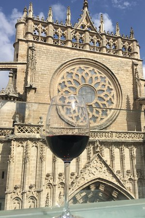 Puerta Catedral Suites: View from roof terrace