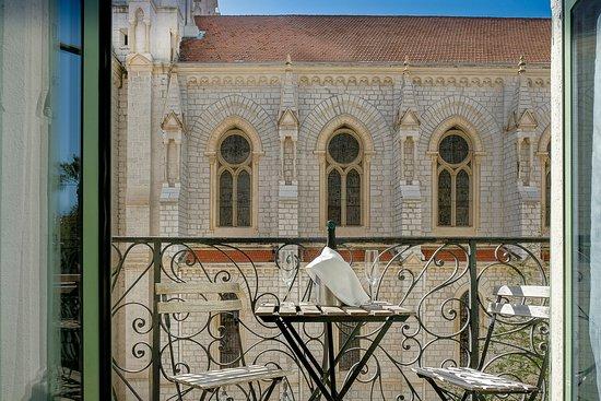 Hotel du Centre : Balcon (catégorie vendue exclusivement en direct, sur notre site officiel ou par téléphone)