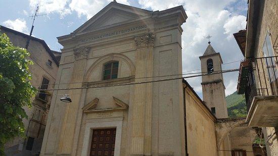 Pettorano sul Gizio, Italy: Chiesa di Sant'Antonio di Padova