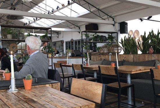 interieur - Picture of Strandclub Witsand, Noordwijk - TripAdvisor