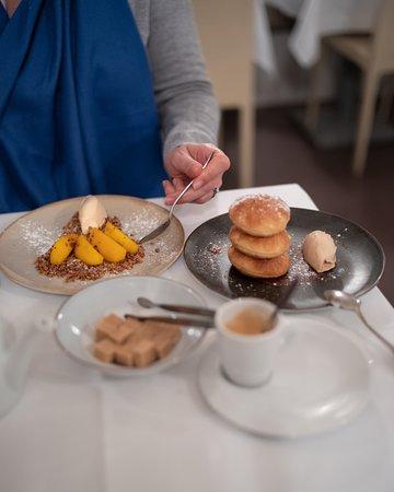 Restaurant Mariette: Dessert was absolutely perfect