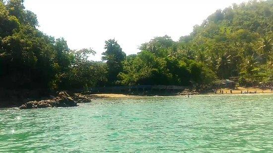 Karanggongso Beach