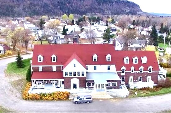 Red Rock Inn: Over view