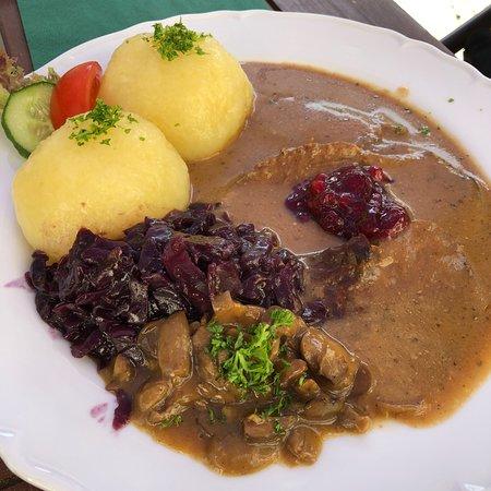 Wurzbach, Alemania: Sehr lecker!