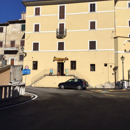 Filettino, Włochy: Bar Centrale Trattoria