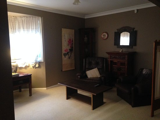 Narromine, Australia: Studio lounge