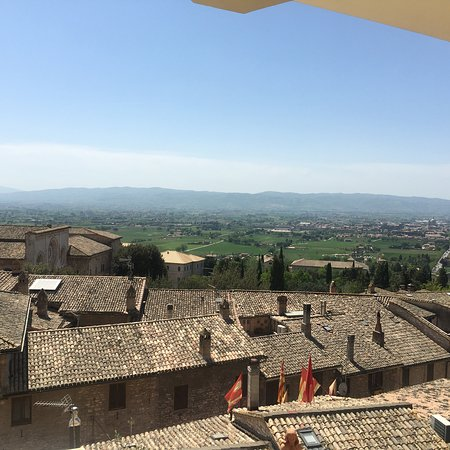 Street View Assisi - Picture of Hotel Giotto Assisi, Assisi ...