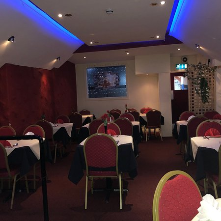 Gilford, UK: Babu's Indian Spice