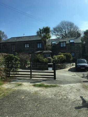 Wonderful weekend at Penvith Barns