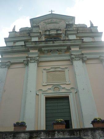 Isola Bella, Italy: la facciata