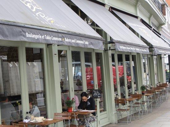 Le Pain Quotidien South Kensington Restaurant