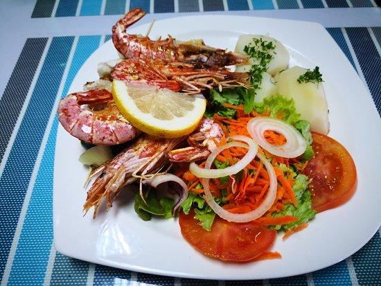 Restaurante Sabores do Atlântico Görüntüsü