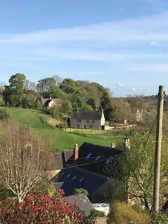 Chalford, UK: Perfect View