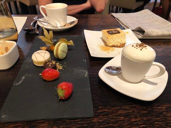 Matsuhisa, Munich: Dessert