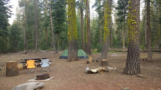 Lassen National Forest, Kalifornia: Silver Bowl Campground
