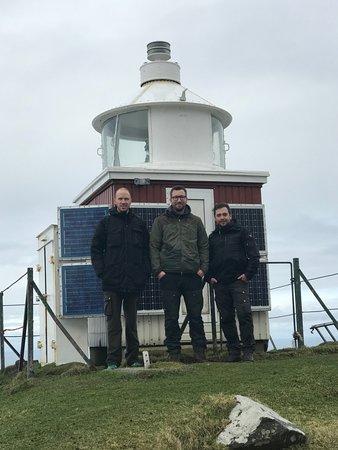 Bordhoy, Ilhas Feroe: Kallur Lighthouse