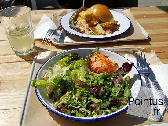 Kitchen: Salade du jour
