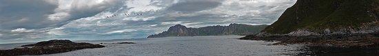 Bleik, النرويج: Panorama