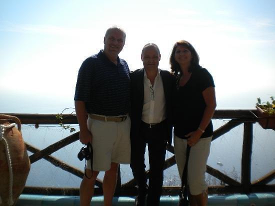 Civitavecchia, อิตาลี: Carlo with our Customers