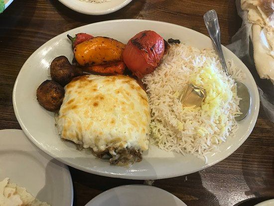 Selma, TX: Greek Moussaka