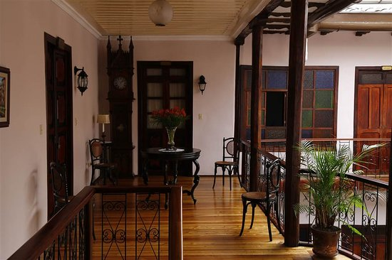 Casa Ordonez: Overloop