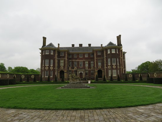 Ham House: From the front