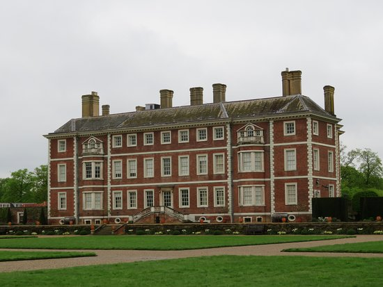 Ham House: From the back