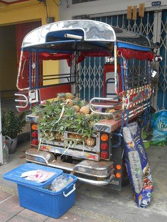 Old Takua Pa Sunday Market: marché du dimanche