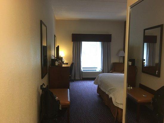 Comfort Suites Seaford: First floor room, entrance. Ketan Deshpande, MN