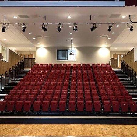 Mountsorrel, UK: 206 Seated Auditorium