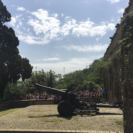 Cannone Del Gianicolo Rome 2020 All You Need To Know