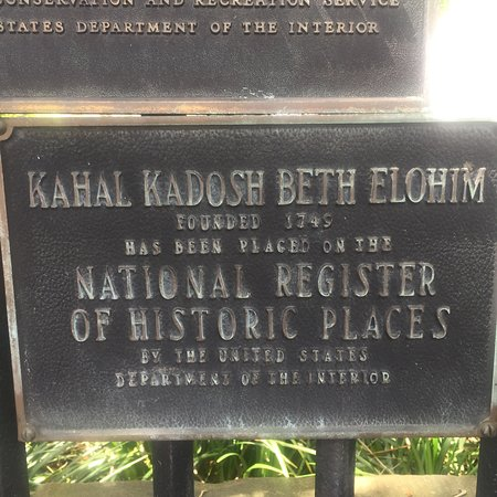 Kahal Kadosh Beth Elohim : photo1.jpg