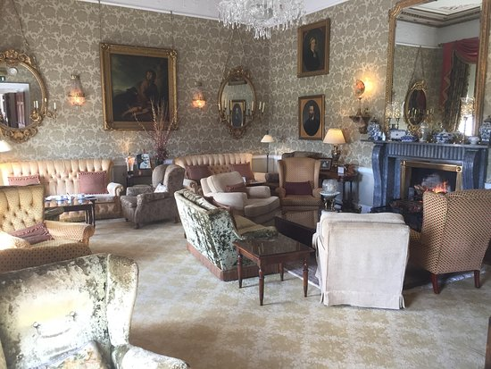 Longueville House Hotel: The Drawing Room