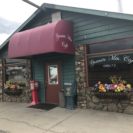 Granite Mountain Cafe Photo