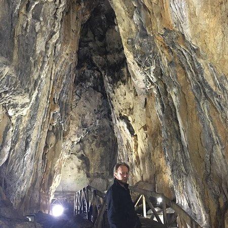 Ayancik, ตุรกี: İnaltı Mağarası giriş ve Mağara içi