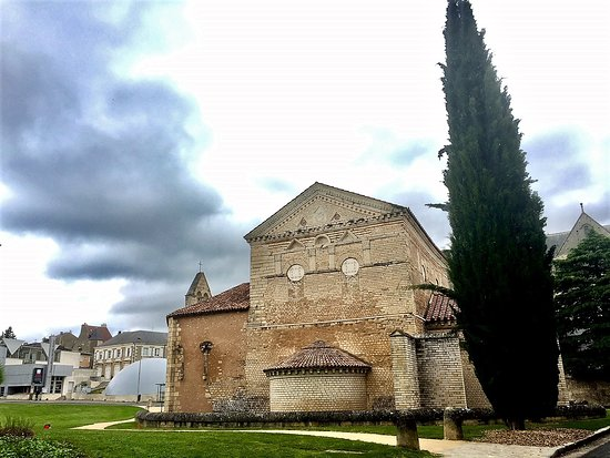 Baptistere Saint-Jean