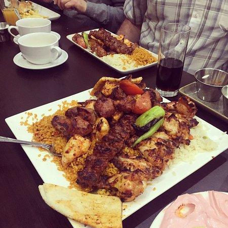 Bedfordshire, UK: Mixed Platter