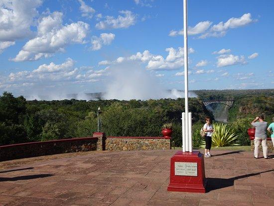 Фотография The Victoria Falls Hotel
