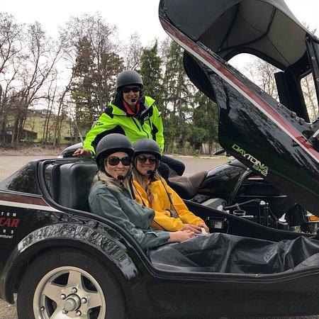 Custom sidecar tour - Picture of Custom Sidecar Tours, Kelowna