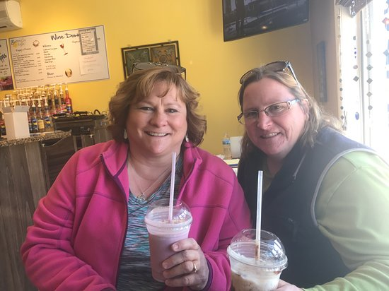 Egg Harbor, WI: Great drinks