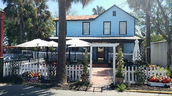 Moon And Sun Cafe St Augustine Fl
