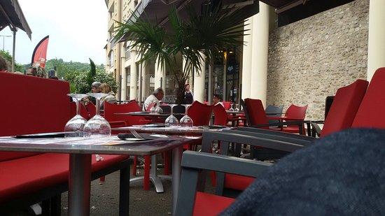 Vienne, Frankrike: la Péniche