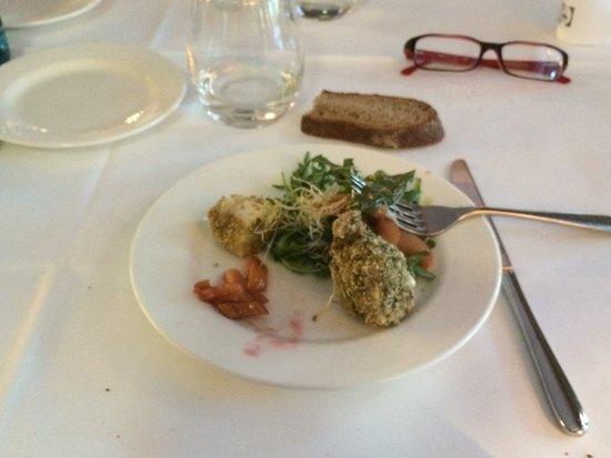 Aigner Gendarmenmarkt: Entrée au Brie