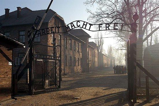 Krakow Trip - Auschwitz Tours: Auschwitz Main Gate
