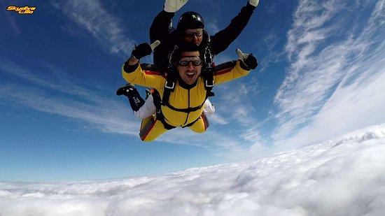 Jocan en Skydive Lillo