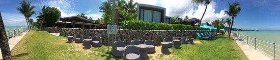 คาซ่า เดอลา ฟลอรา โฮเต็ล: Beachfront