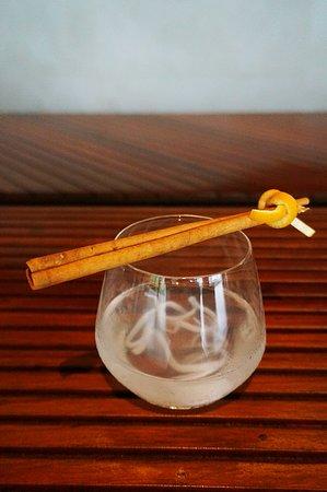 Welcome Drink (Coconut Juice with Cinnamon & Orange Peel Scent)