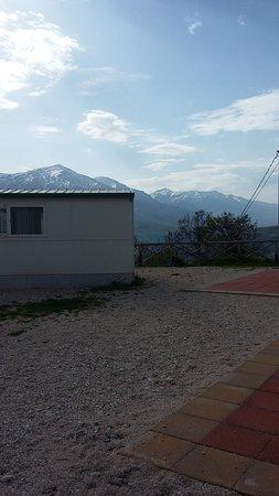 Accumoli, Italy: Vista del bungalow