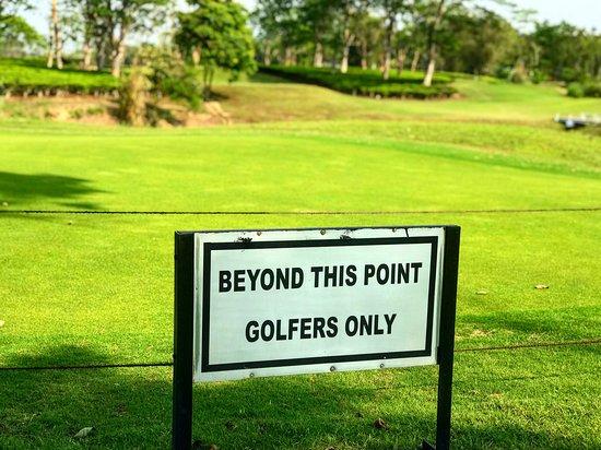 Kaziranga Golf Resort Foto