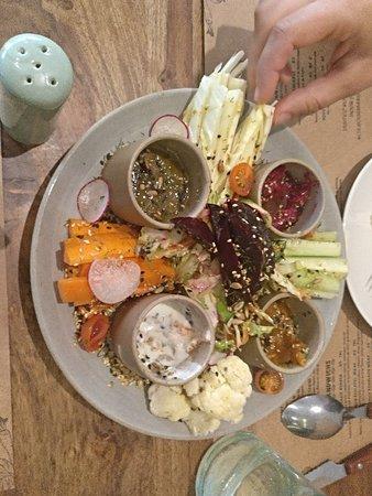 Foto de Organic Kitchen